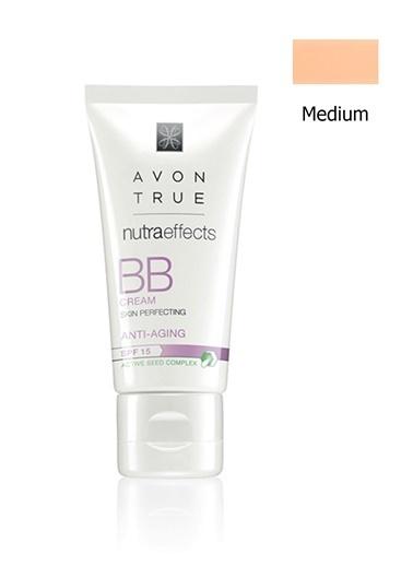 Avon Nutra Effects Yaşlanma Karşıtı BB Krem SPF15 30 Ml. Medium Ten
